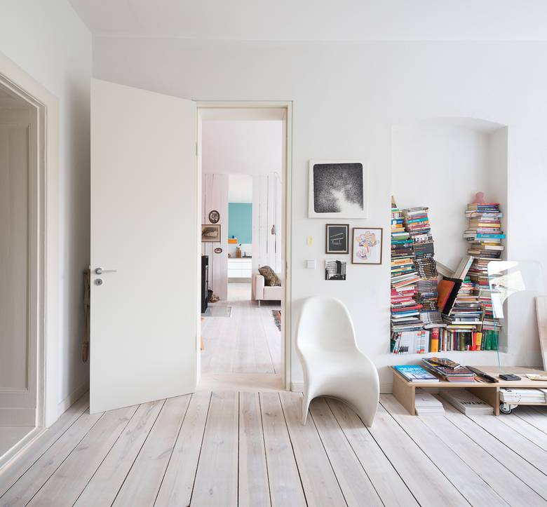 A lovely home in Berlin by studio Karhard 3a