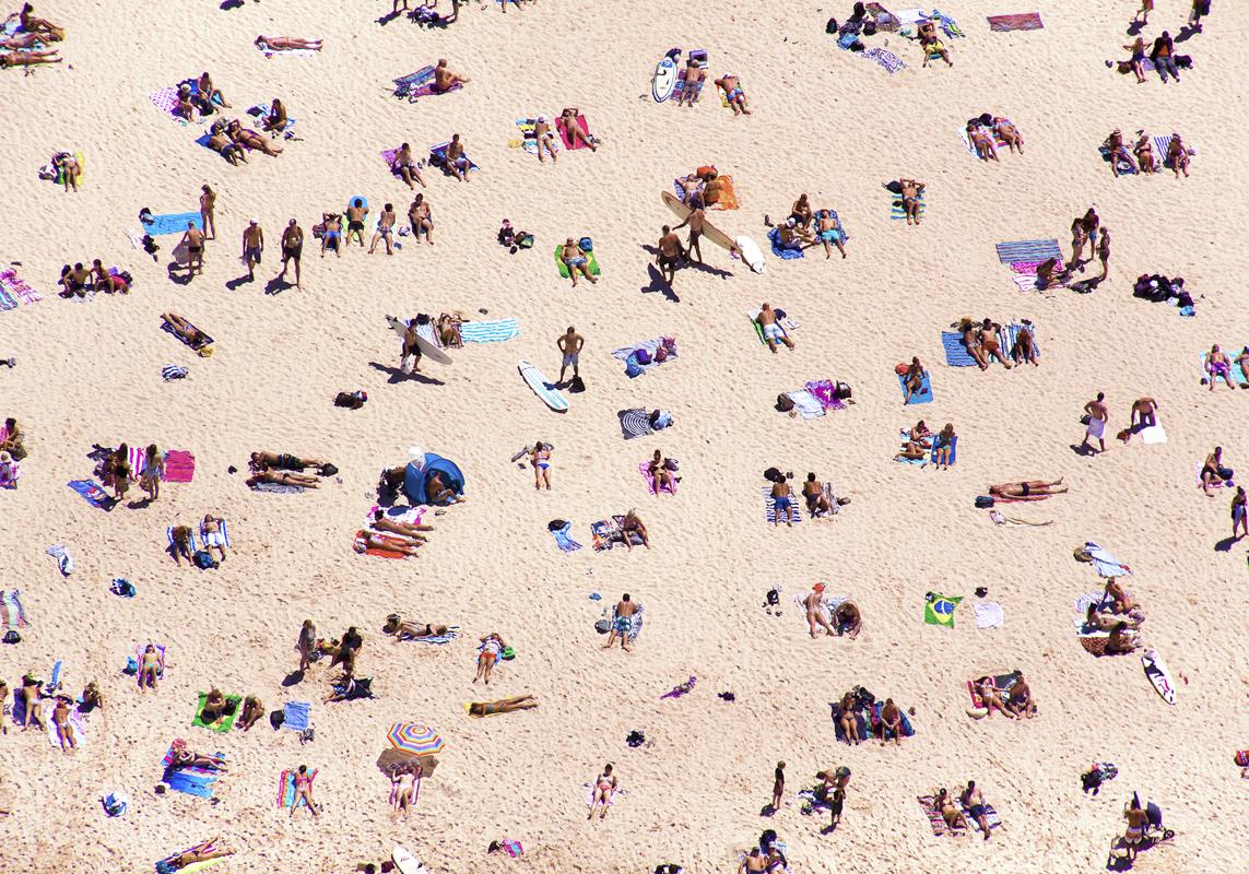 Gray Malin A La Plage A La Piscine north-bondi-beach