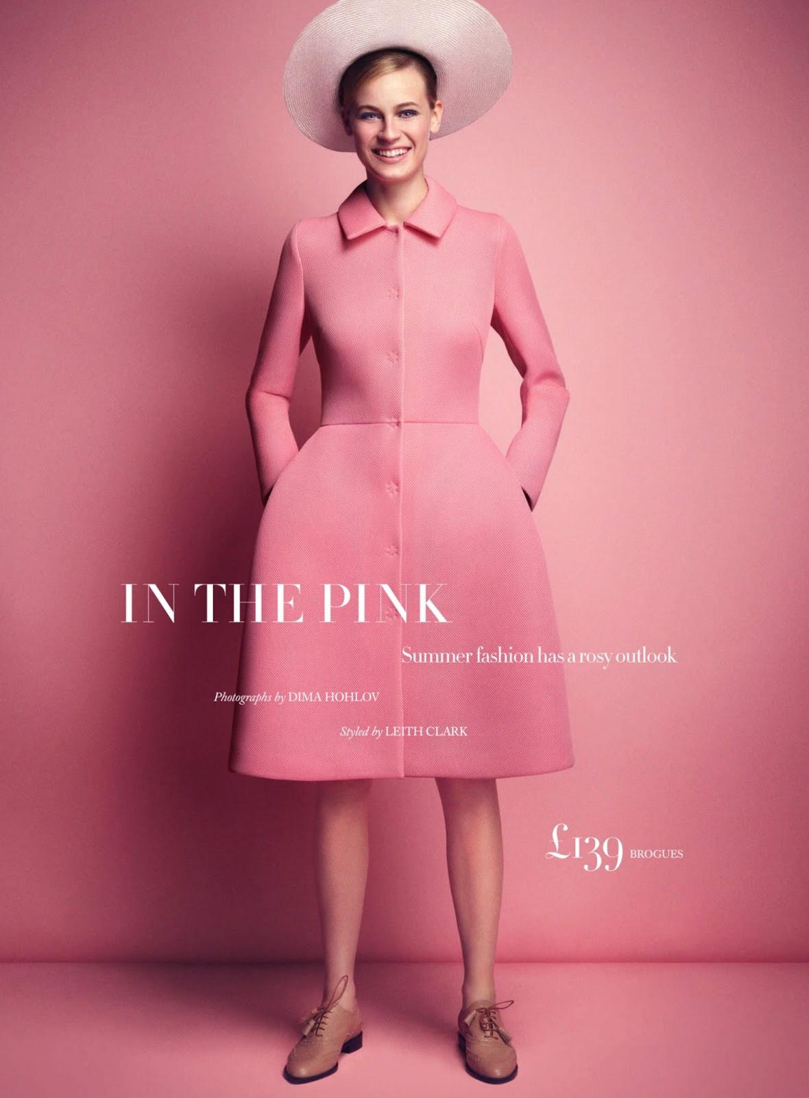 Pretty-in-pink-Paulina-Heiler-By-Dima-Hohlov-for-Uk-Harper's-Bazaar