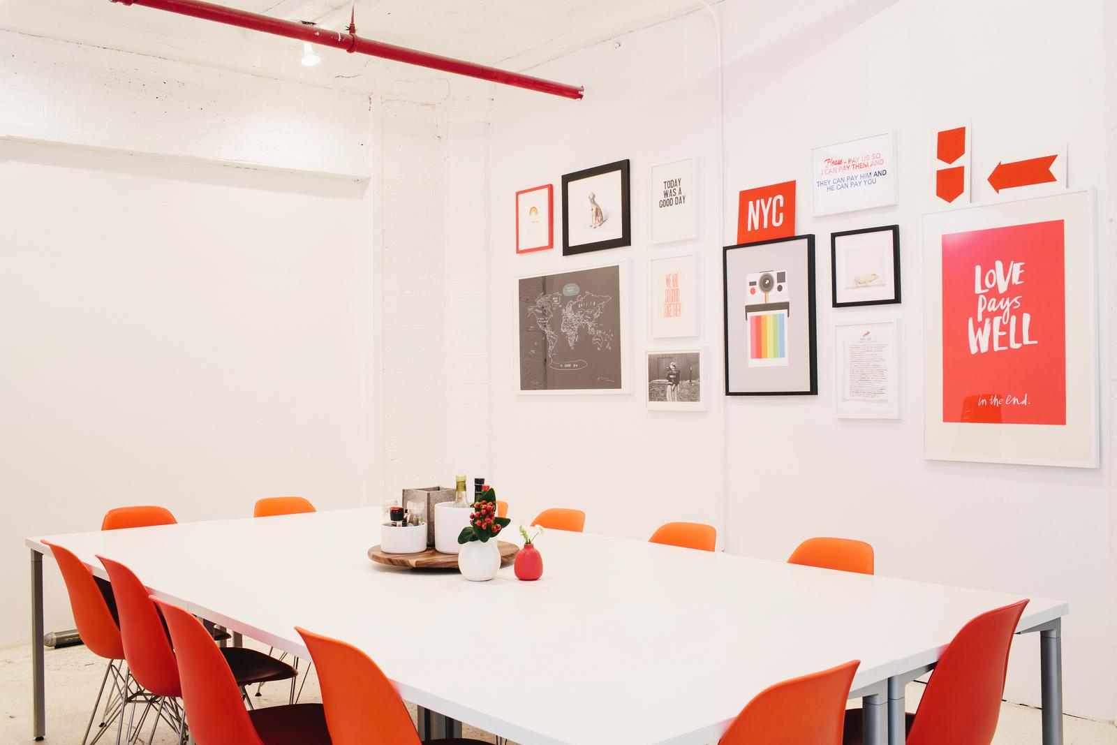 STUDIOMATES Collaborative workspace 10