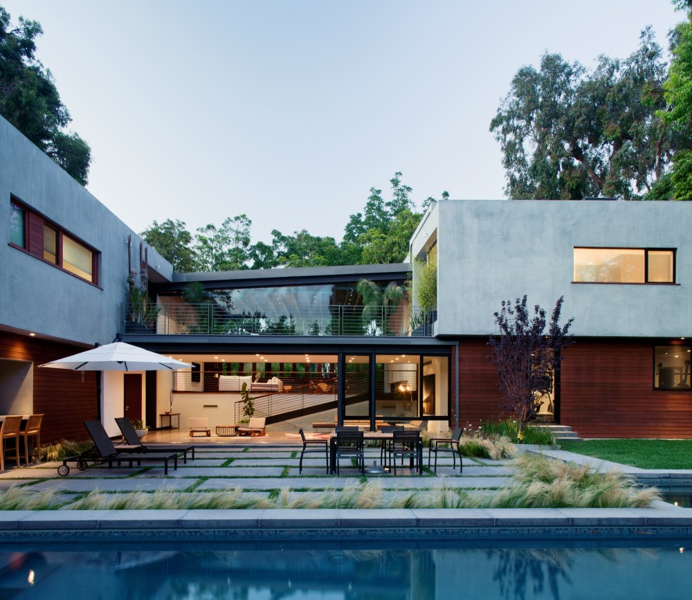 San Lorenzo Residence by Mike Jacobs Architecture 1