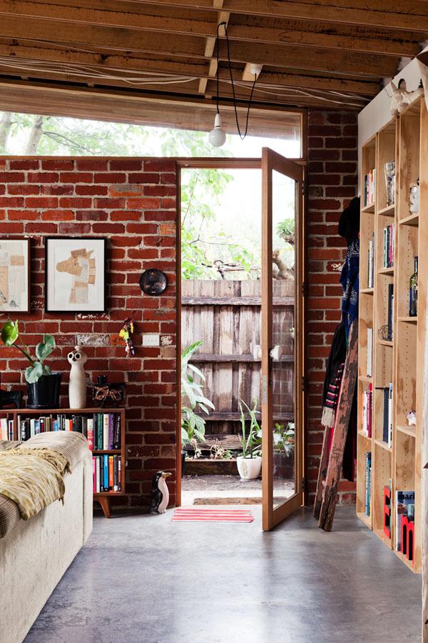 The Australian home of architect Emilio Fuscaldo of NEST architects 3