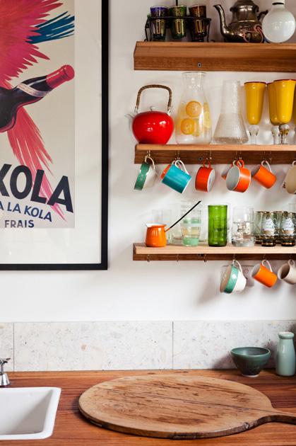 The Australian home of architect Emilio Fuscaldo of NEST architects 4 kitchen