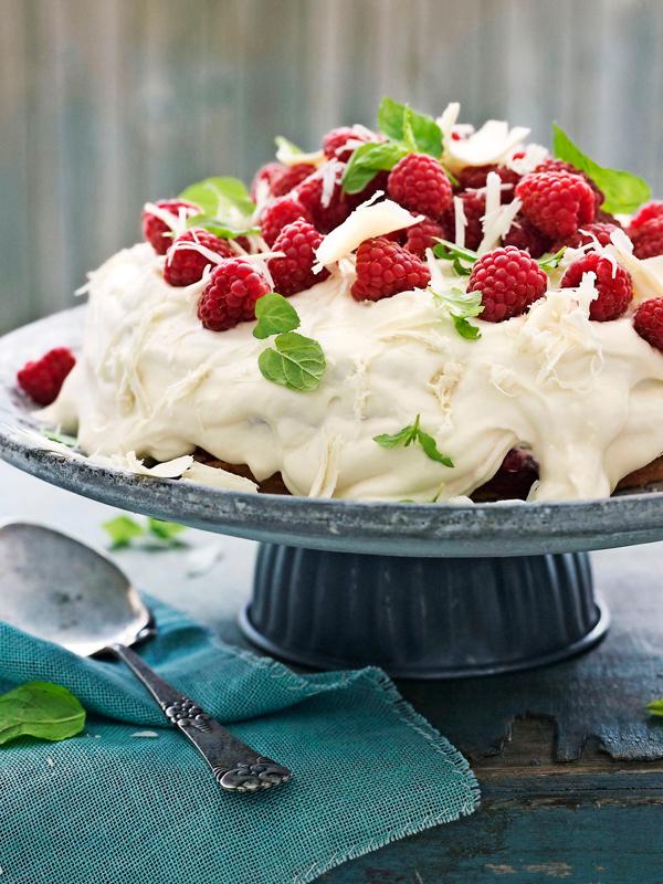 Lovely raspberry desserts 1