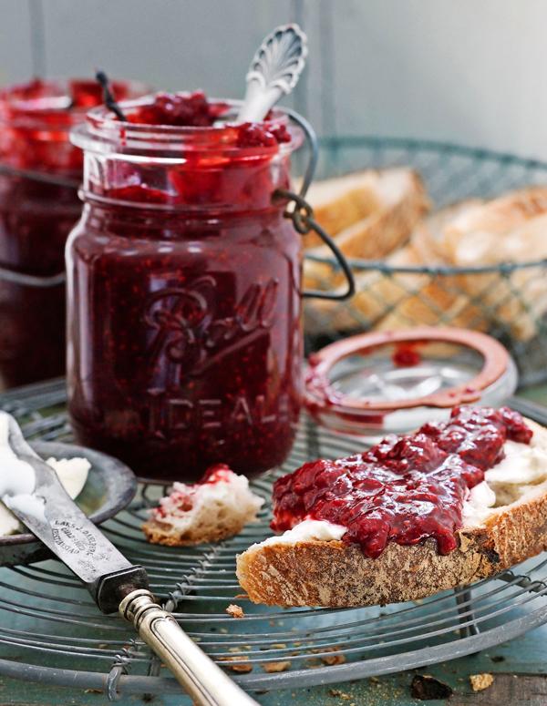 Lovely raspberry desserts 3