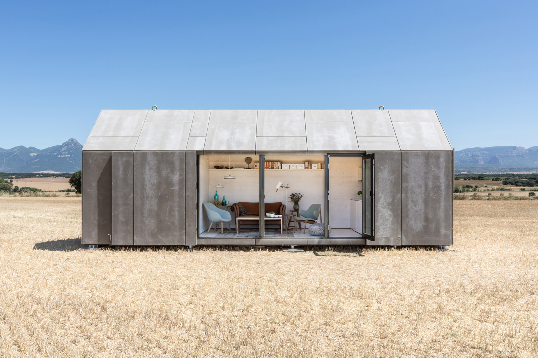 Portable home by architecture studio ÁBATON 1