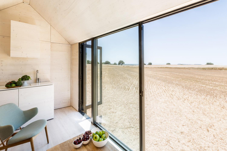 Portable home by architecture studio ÁBATON 10
