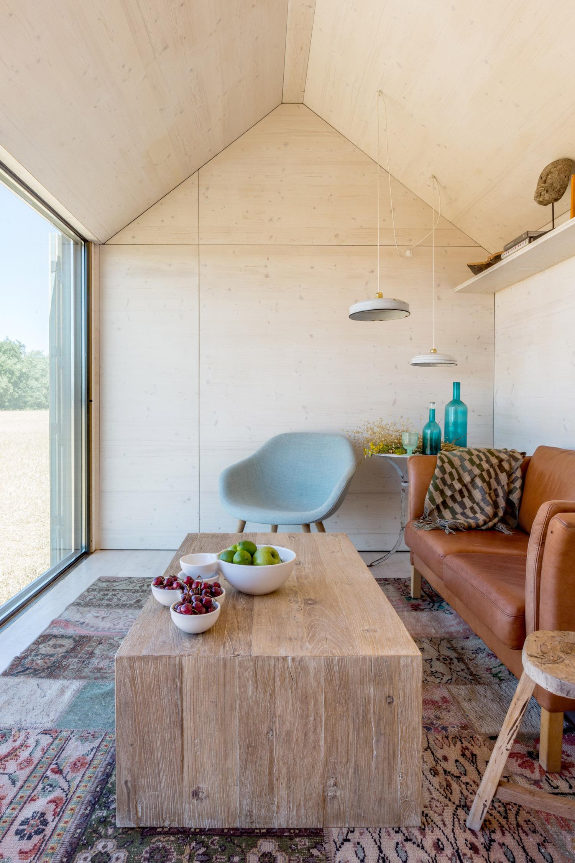 Portable home by architecture studio ÁBATON 14
