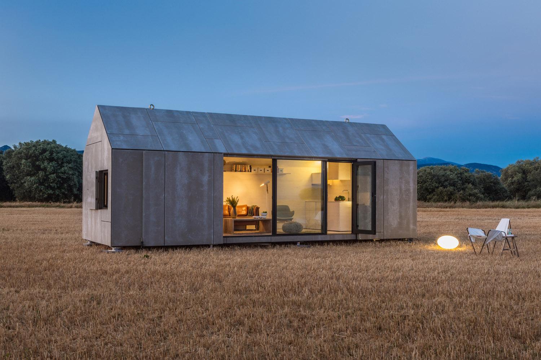 Portable home by architecture studio ÁBATON 6