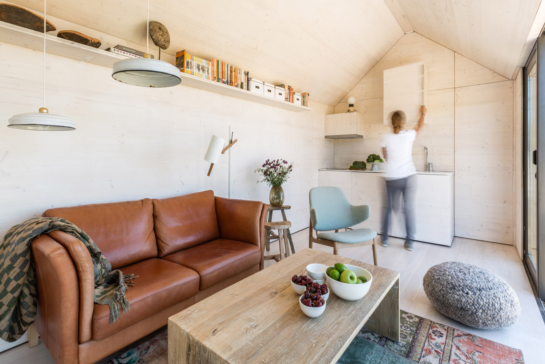 Portable home by architecture studio ÁBATON 9