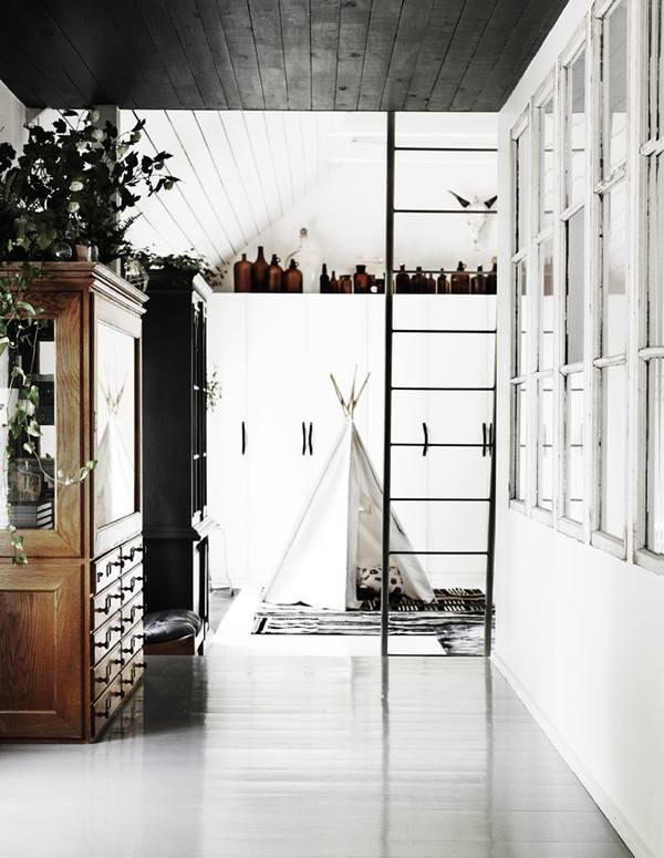 Scandinavian home by photographer Lotta Agaton 10