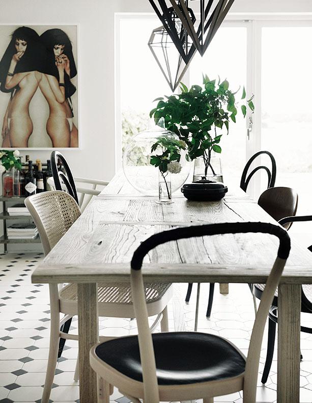 Scandinavian home by photographer Lotta Agaton 6