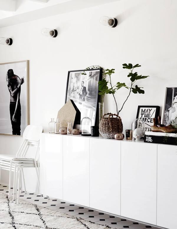 Scandinavian home by photographer Lotta Agaton 8