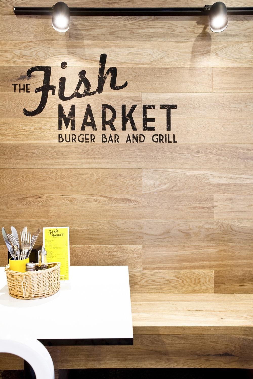 The Fish Market by Colab design studio 5