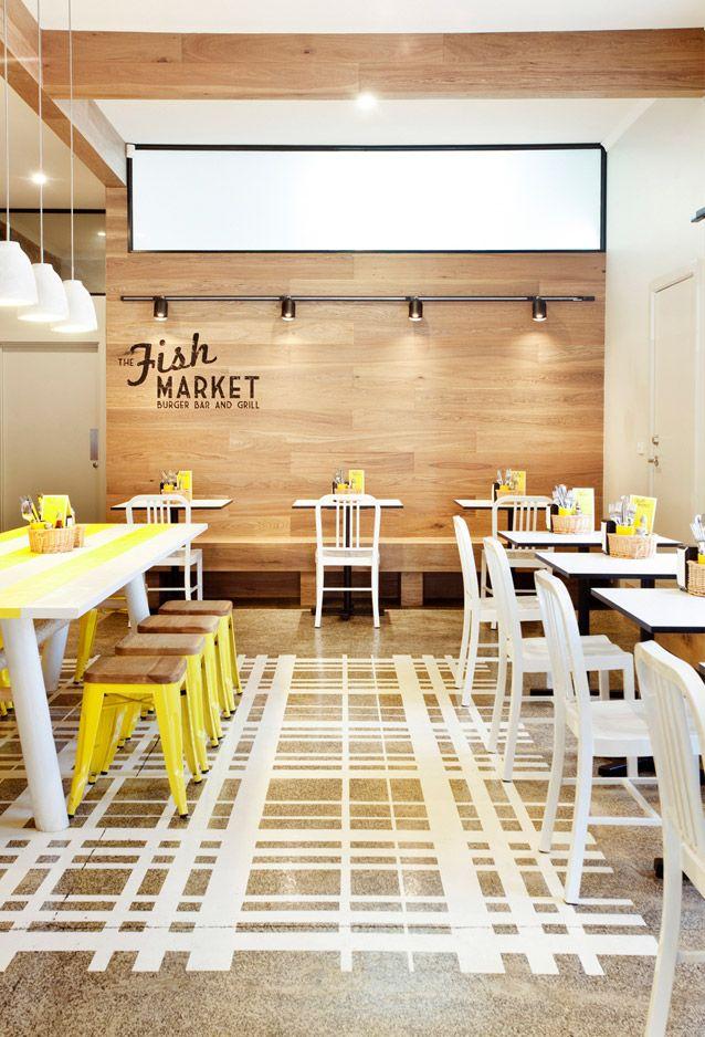 The Fish Market by Colab design studio 7