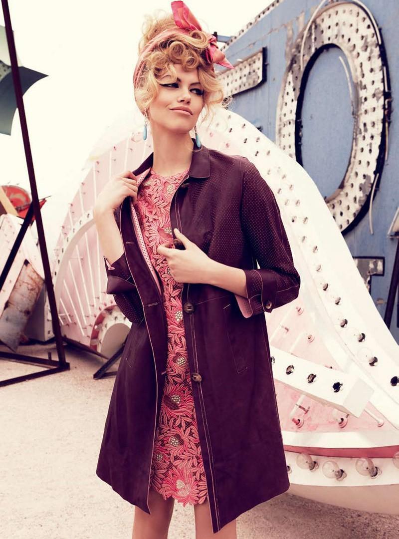 Viva, Las Vegas Hailey Clauson by Nicole Bentley for Vogue Australia 11