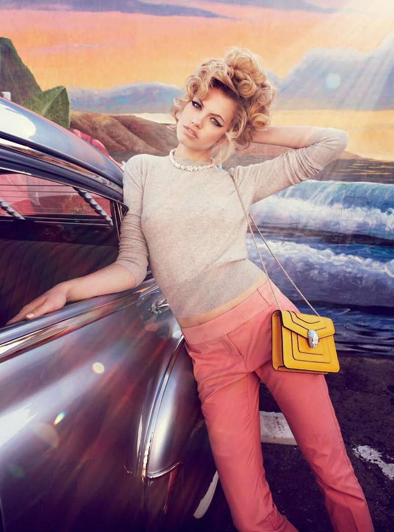 Viva, Las Vegas Hailey Clauson by Nicole Bentley for Vogue Australia 12