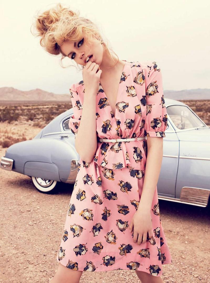Viva, Las Vegas Hailey Clauson by Nicole Bentley for Vogue Australia 13