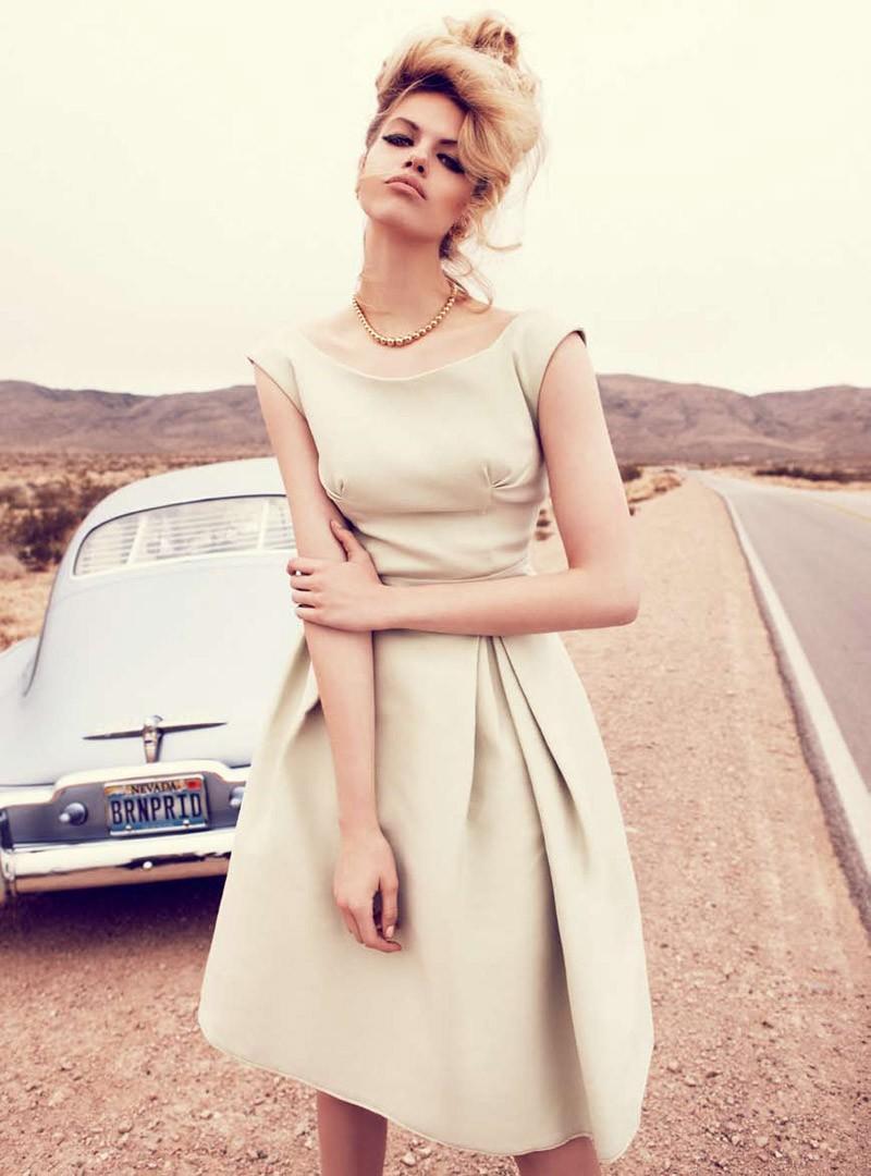 Viva, Las Vegas Hailey Clauson by Nicole Bentley for Vogue Australia 15