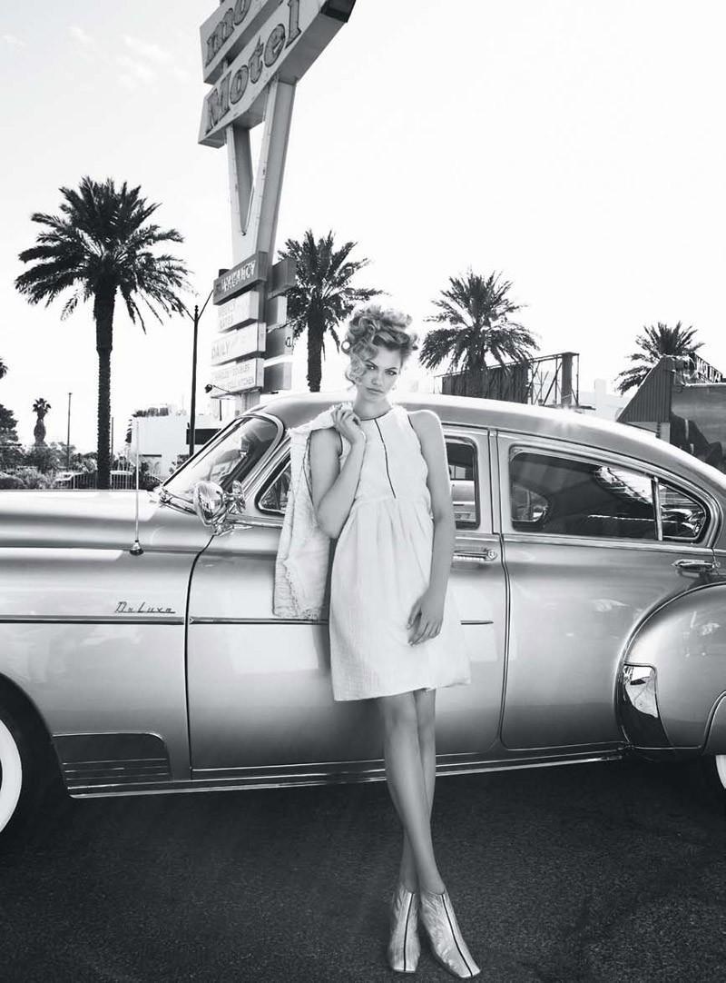 Viva, Las Vegas Hailey Clauson by Nicole Bentley for Vogue Australia 4