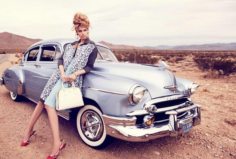 Viva, Las Vegas Hailey Clauson by Nicole Bentley for Vogue Australia 6