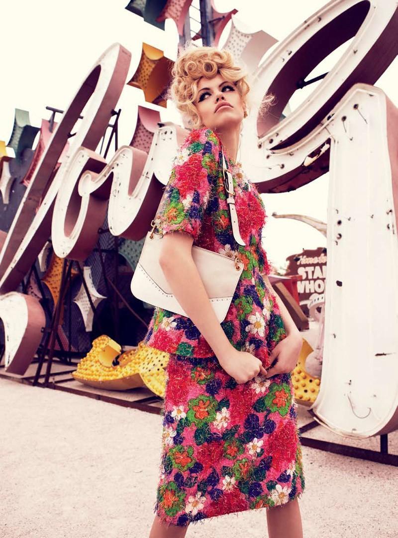 Viva, Las Vegas Hailey Clauson by Nicole Bentley for Vogue Australia 7