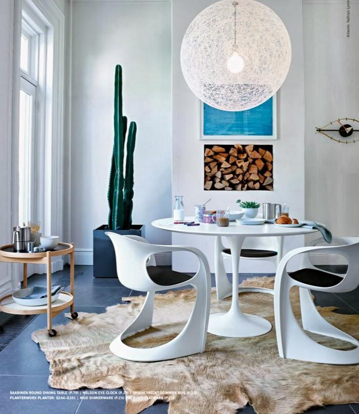 Interior styling Marcus Hay studio 14