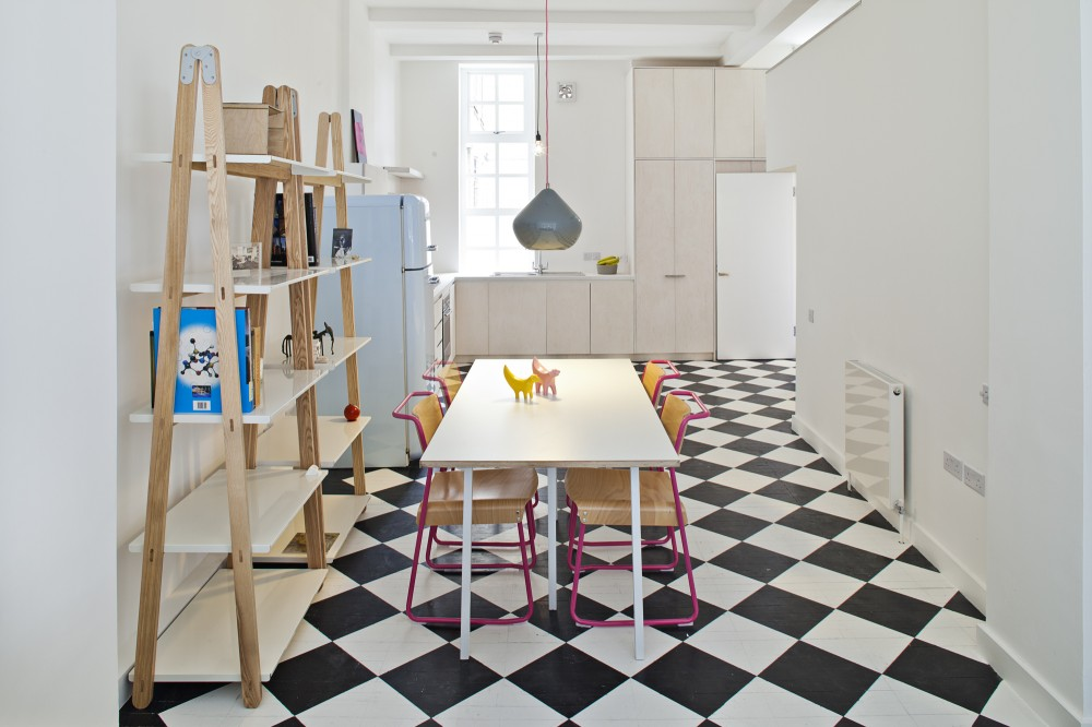 London apartment by Russian for Fish 1