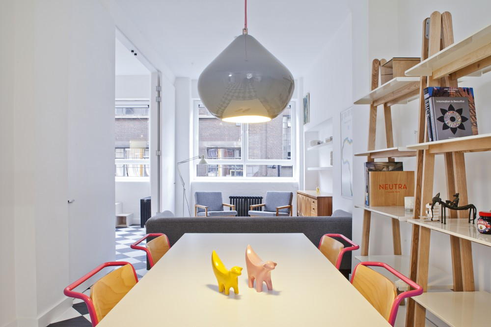 London apartment by Russian for Fish 3