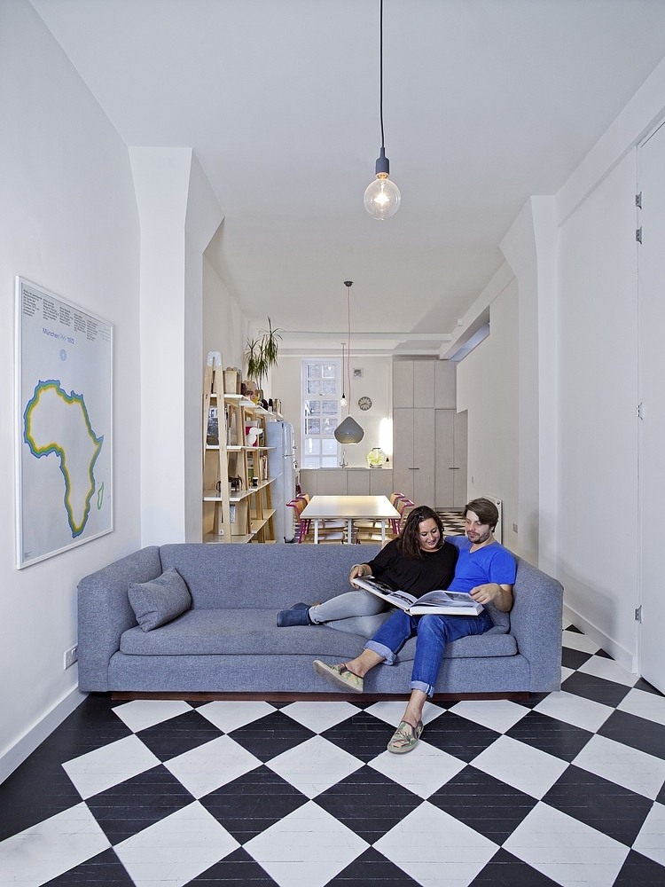 London apartment by Russian for Fish 4