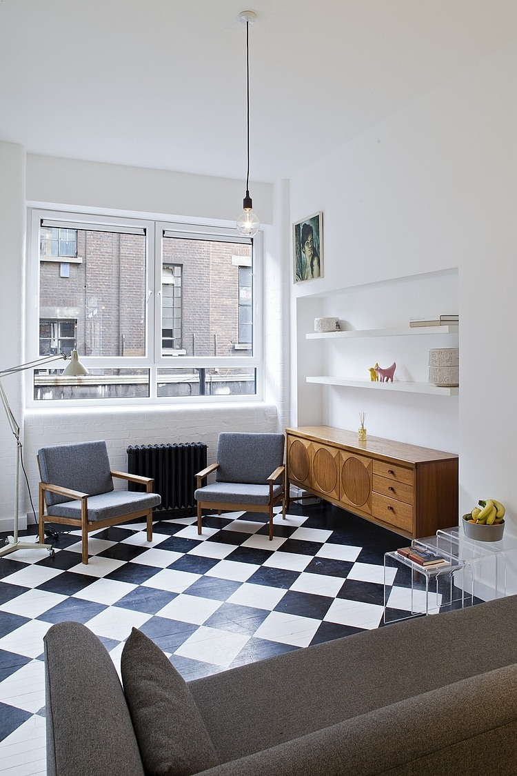 London apartment by Russian for Fish 6