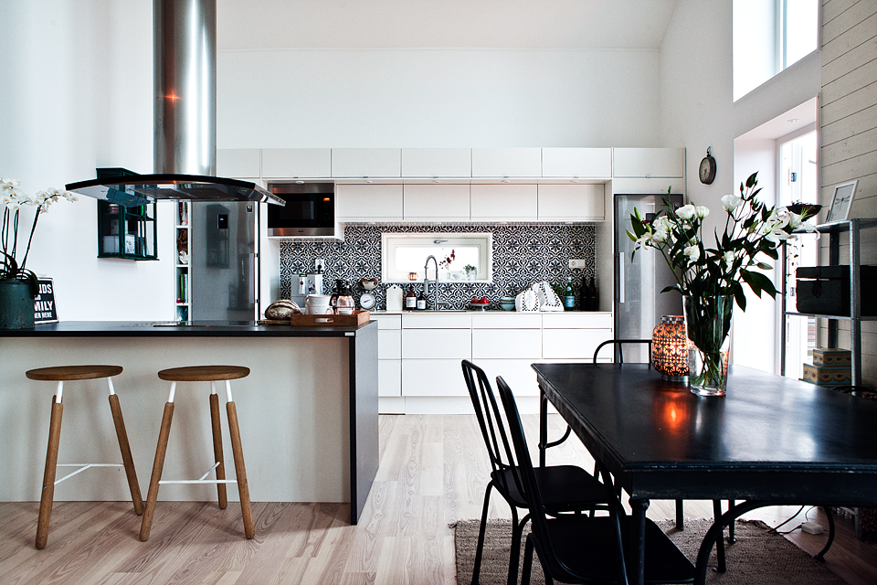 Swedish forest house 1