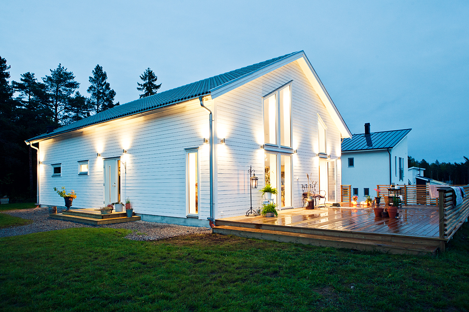 Swedish forest house 13