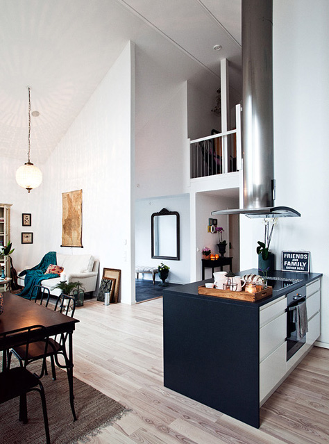 Swedish forest house 8