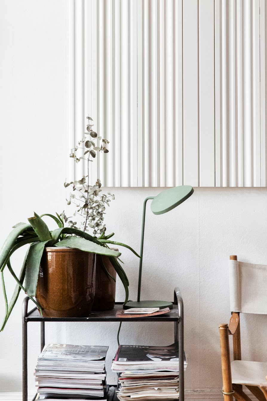 The home of graphic designer Tanja Vibe for Elle Decoration 5