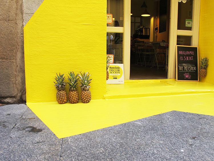 Restaurant Rayen in Madrid by design team FOS 4