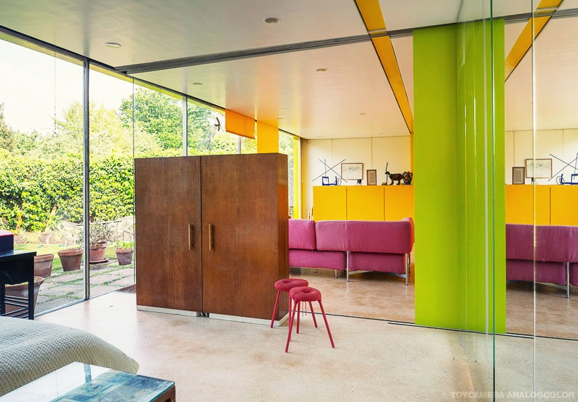 The colourful Rogers House in Wimbledon 5