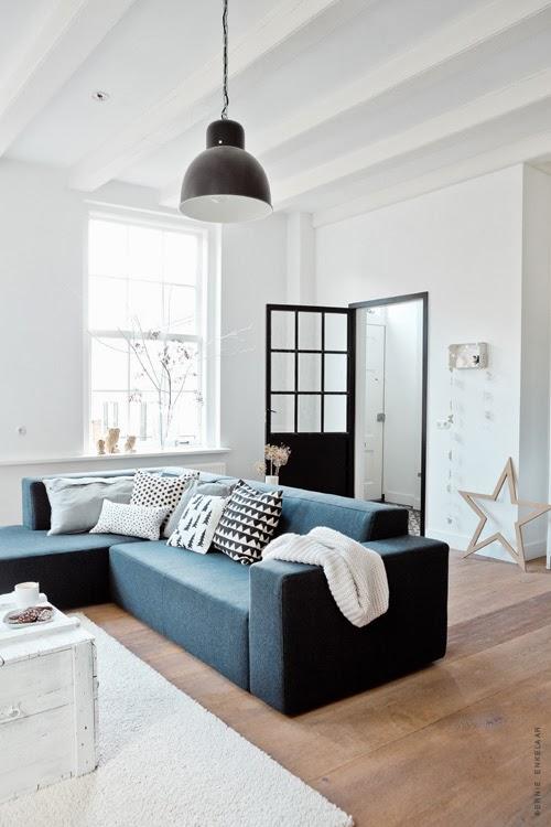 A beautiful Christmas home by Dutch stylist 2