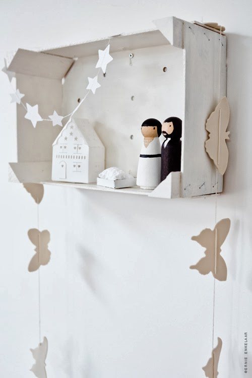 A beautiful Christmas home by Dutch stylist 4