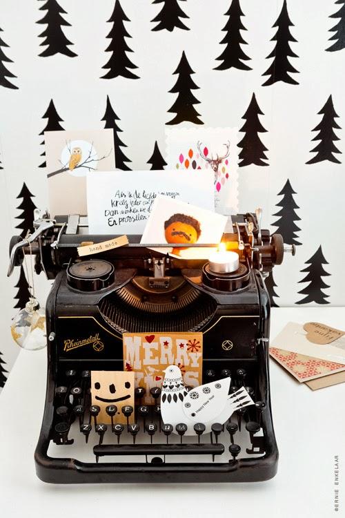 A beautiful Christmas home by Dutch stylist 5