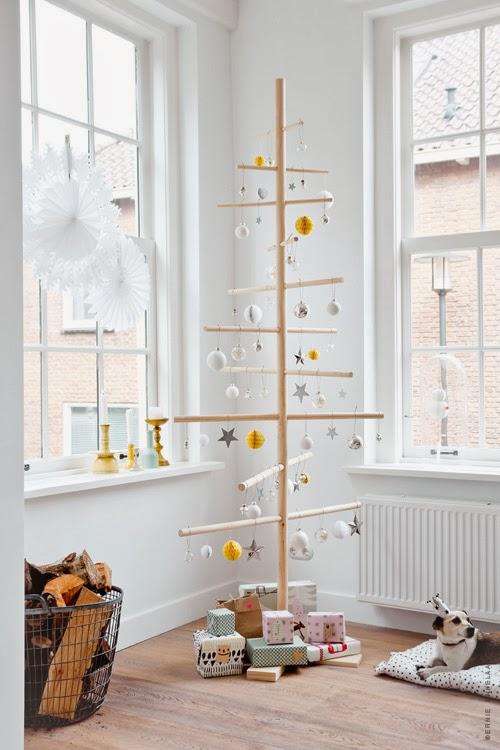 A beautiful Christmas home by Dutch stylist 6