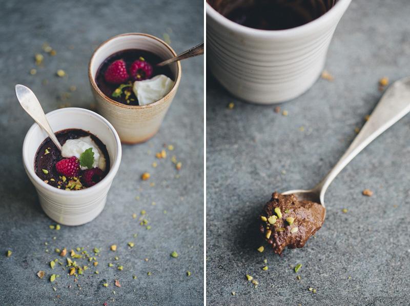 Almond & Chocolate Pots de Creme by Green Kitchen Stories 2
