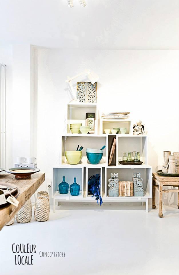 Couleur Locale Concept store in Belgium 15