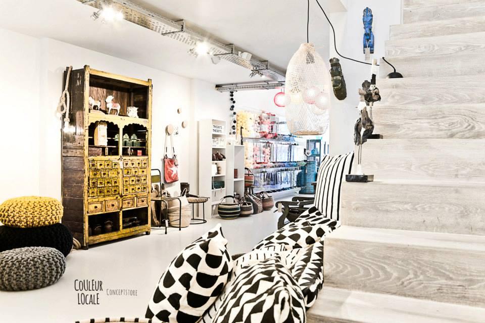 Couleur Locale Concept store in Belgium 18