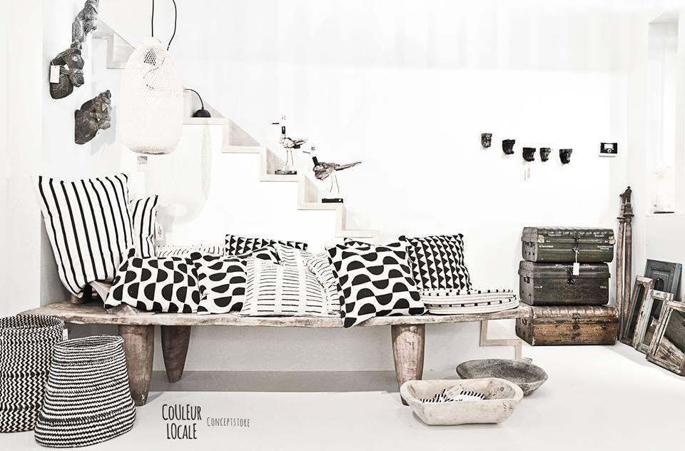 Couleur Locale Concept store in Belgium 2