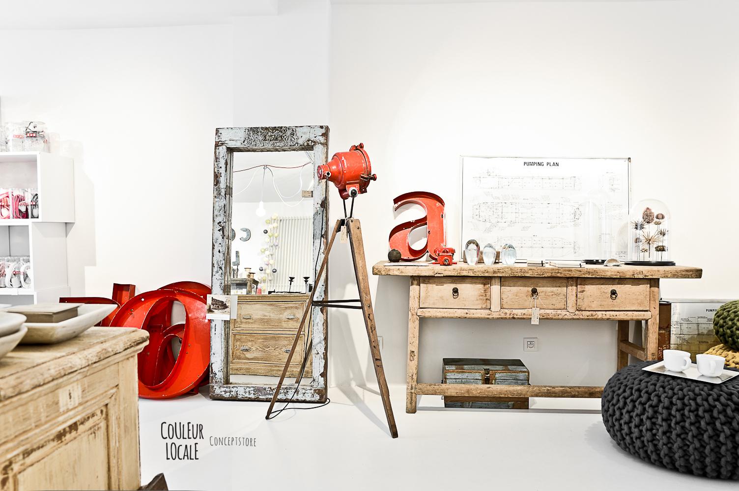 Couleur Locale Concept store in Belgium 4