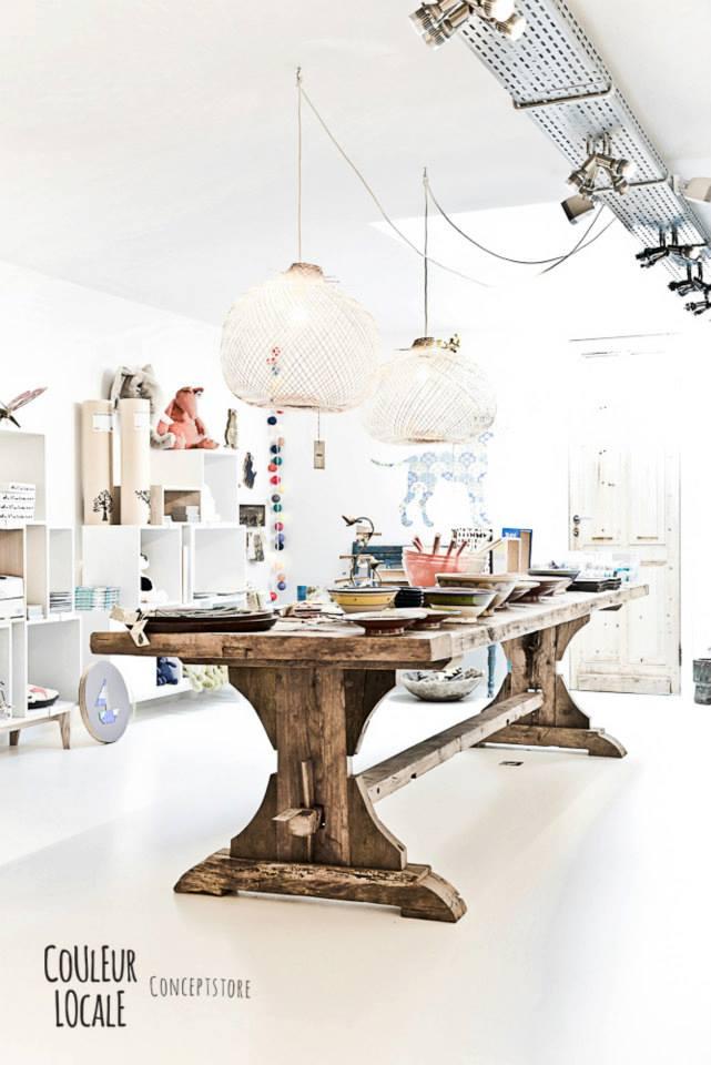 Couleur Locale Concept store in Belgium 8