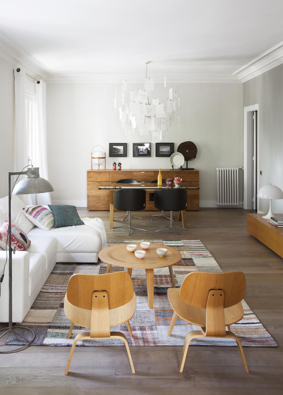 Scandinavian interior with Spanish temperament 1