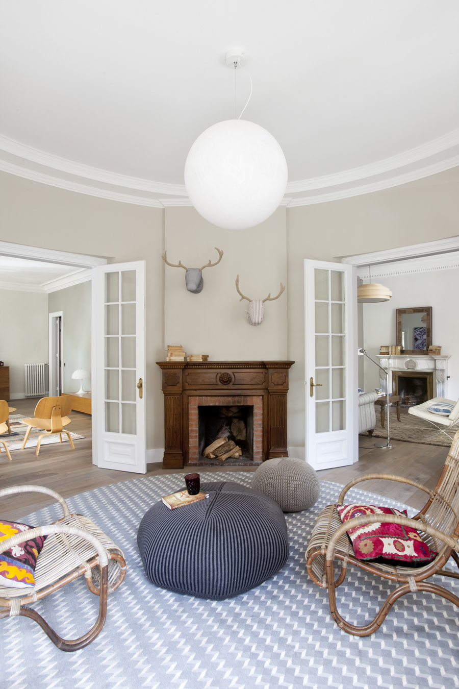 Scandinavian interior with Spanish temperament 3