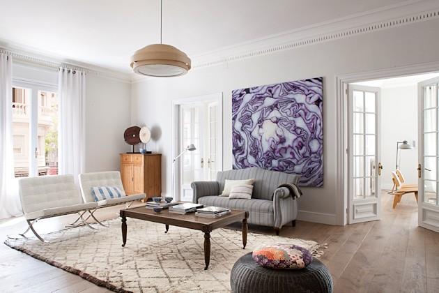 Scandinavian interior with Spanish temperament 8